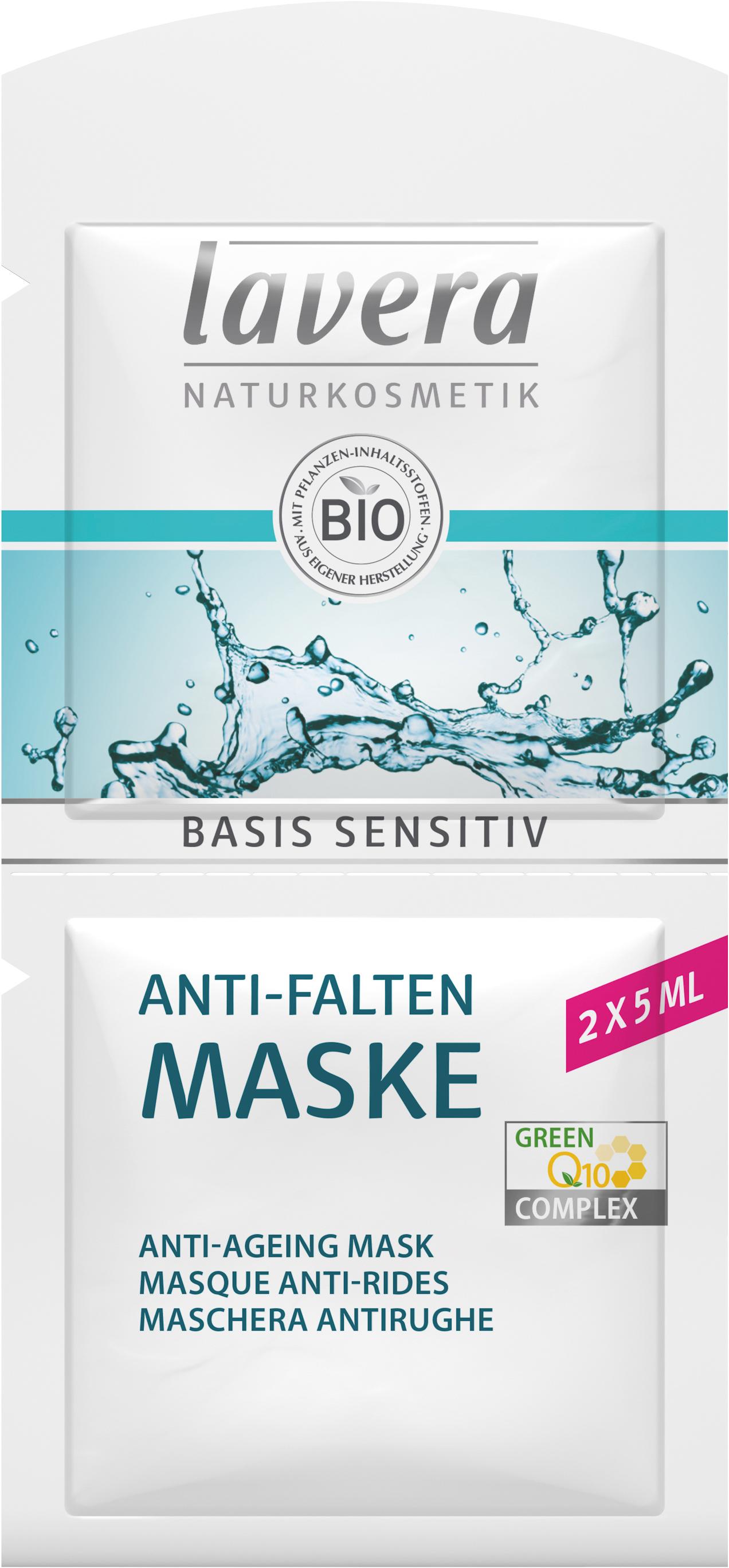 basis sensitiv Masque anti-rides Q10
