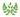 mehrere zweige einer moringapflanze mit runden gruenen blaettern vor weißem hintergrund