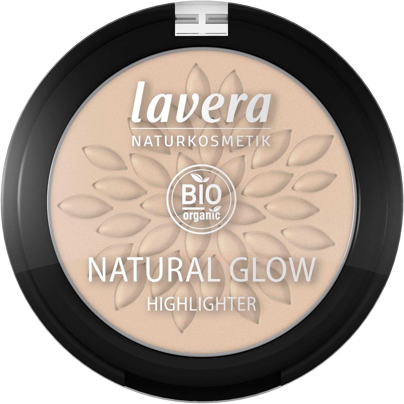 Natural Glow Highlighter -Luminous Gold 02-